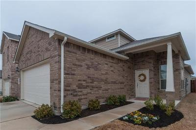 Travis County Single Family Home For Sale: 16017 Canberra Trl