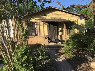Austin Single Family Home For Sale: 5604 Ledesma Rd