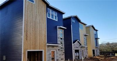 Condo/Townhouse For Sale: 1148 Webberville #A-1