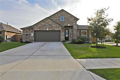 Round Rock TX Single Family Home For Sale: $325,000