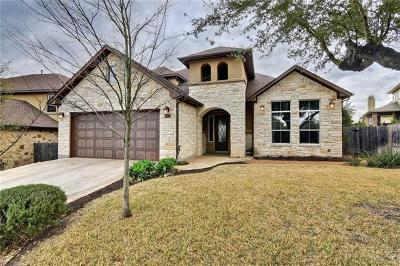 Austin Single Family Home Active Contingent: 13000 Medina River Way