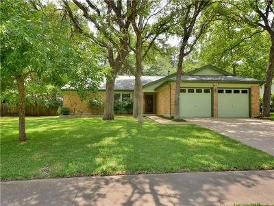 Austin Single Family Home For Sale: 13022 Silver Creek Dr