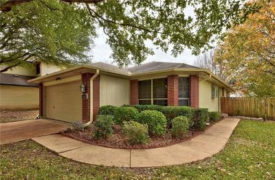 Travis County Single Family Home For Sale: 613 Natali St