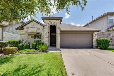 Austin Single Family Home For Sale: 14201 Canyon Trl