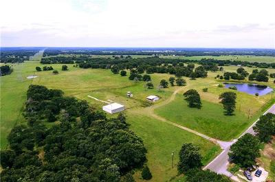 Burnet County, Lampasas County, Bell County, Williamson County, llano, Blanco County, Mills County, Hamilton County, San Saba County, Coryell County Farm For Sale: 2600 County Rd 481