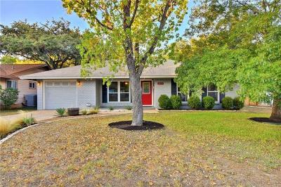 Hays County, Travis County, Williamson County Single Family Home For Sale: 2212 Falcon Hill Dr