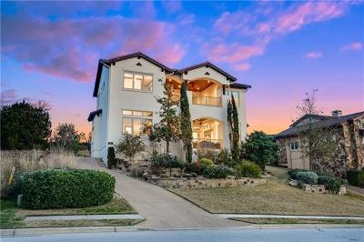 Austin TX Single Family Home For Sale: $889,000