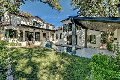 Austin Single Family Home For Sale: 1901 Exposition Blvd