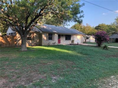 Smithville Single Family Home For Sale: 1033 Wilkes Cir