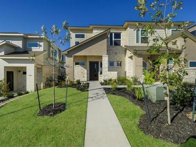Manor Condo/Townhouse For Sale: 9504 Whisper Willow Blvd
