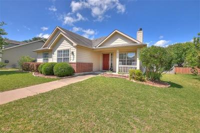Georgetown Single Family Home Pending - Taking Backups: 153 Hickory Ln