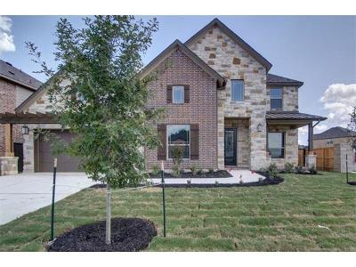 Liberty Hill Single Family Home For Sale: 400 Daniel Xing