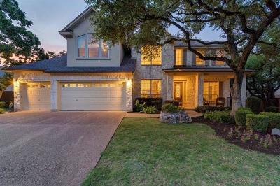 Hays County, Travis County, Williamson County Single Family Home For Sale: 12208 Buvana Dr