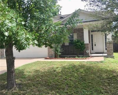 Pflugerville Single Family Home For Sale: 920 Sweet Leaf Ln