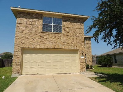 Bastrop TX Single Family Home For Sale: $214,900