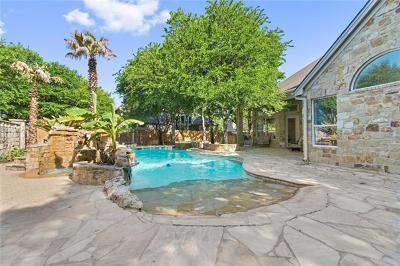 Austin Single Family Home For Sale: 10208 Sunningdale Cv
