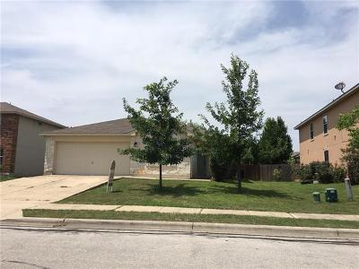 Hutto Rental For Rent: 326 Brown St