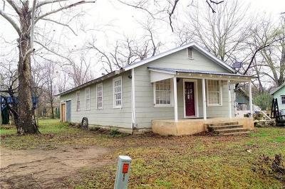 Elgin Single Family Home Pending - Taking Backups: 206 E 5th St