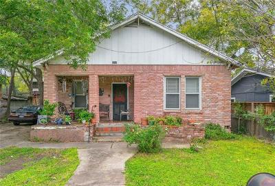 Single Family Home For Sale: 2212 S 2nd St