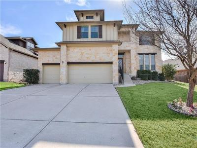 Austin Single Family Home For Sale: 611 Harris Dr