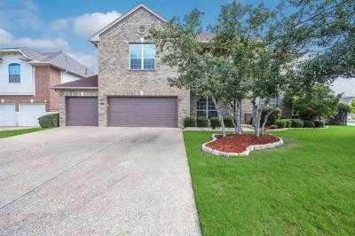 Single Family Home For Sale: 6800 Chalk Hill Dr