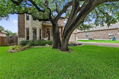 Cedar Park Single Family Home Pending - Taking Backups: 602 Rolling Brook