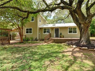 Travis County Single Family Home For Sale: 2310 Balboa Rd