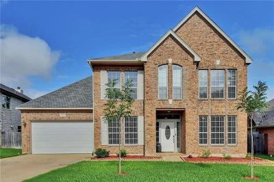 Leander Single Family Home For Sale: 15333 English River Loop