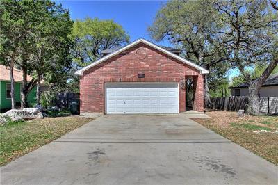 Austin Single Family Home For Sale: 2210 Yellow Bird Trl