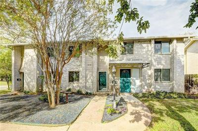 Austin Multi Family Home For Sale: 3216 Crosscreek Dr