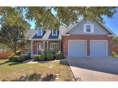 Single Family Home For Sale: 15207 Falcon Dr