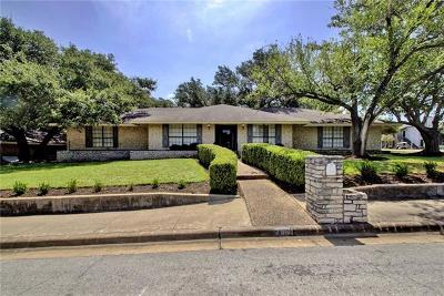 Travis County, Williamson County Single Family Home Pending - Taking Backups: 7501 Hart Ln