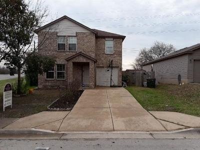 Pflugerville Single Family Home For Sale: 13618 Merseyside Dr