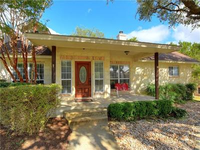 San Marcos Single Family Home For Sale: 404 Quarry Springs Dr