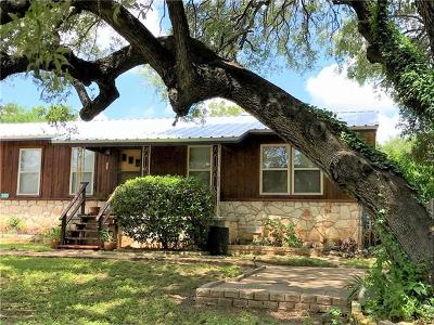 Spicewood Single Family Home For Sale: 320 Songwood Dr
