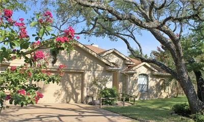 Dripping Springs TX Single Family Home Pending - Taking Backups: $549,900