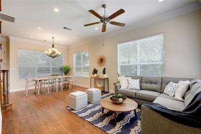 Austin Condo/Townhouse For Sale: 1621 Enfield Rd #D
