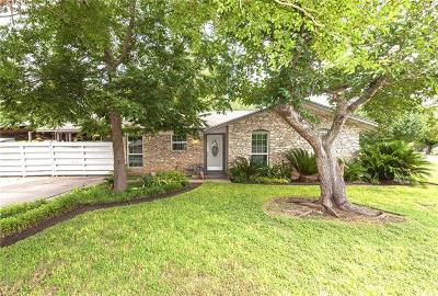 Austin Single Family Home For Sale: 2508 Cecil Dr