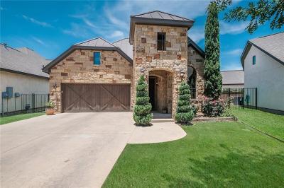 New Braunfels Single Family Home For Sale: 907 Gruene Springs