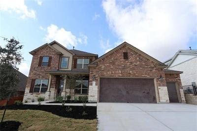 Travis County Single Family Home For Sale: 18505 McGloin Trl