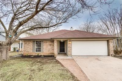 Austin Single Family Home For Sale: 8015 Willet Trl