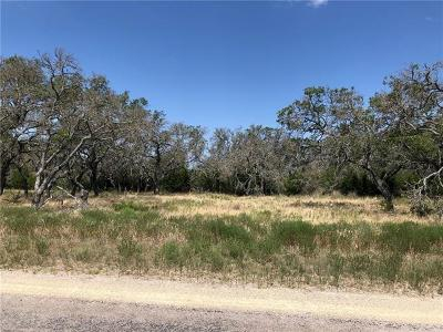 Lampasas Residential Lots & Land For Sale: Lot 225 Buffalo Bend