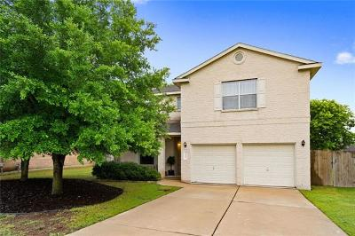 Kyle Single Family Home For Sale: 109 Rodeo Cv