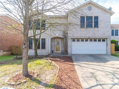 Single Family Home For Sale: 2323 Lavendale Ct