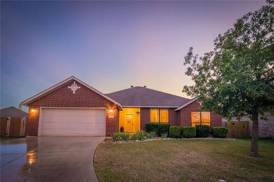 New Braunfels Single Family Home Pending - Taking Backups: 2268 Garden Sun Pl