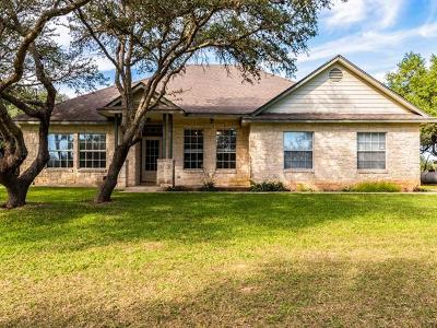 Dripping Springs Single Family Home Active Contingent: 633 Blue Ridge Dr