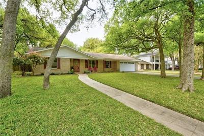 Single Family Home Pending - Taking Backups: 4211 Far West Blvd
