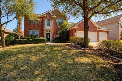 Pflugerville Single Family Home For Sale: 2312 Linville Ridge Ln