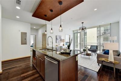 Austin Condo/Townhouse For Sale: 1600 Barton Springs Rd #5302