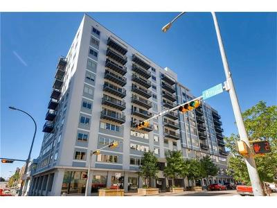 Condo/Townhouse For Sale: 800 Brazos St #711